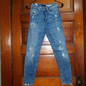 Like new zara jeans